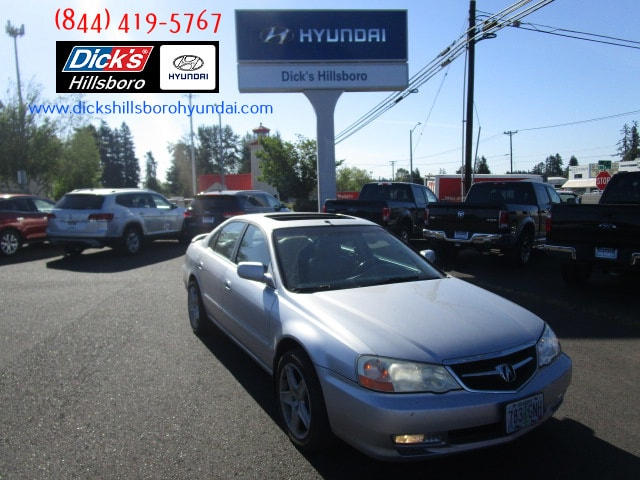 Pre-Owned 2002 Acura TL 3.2