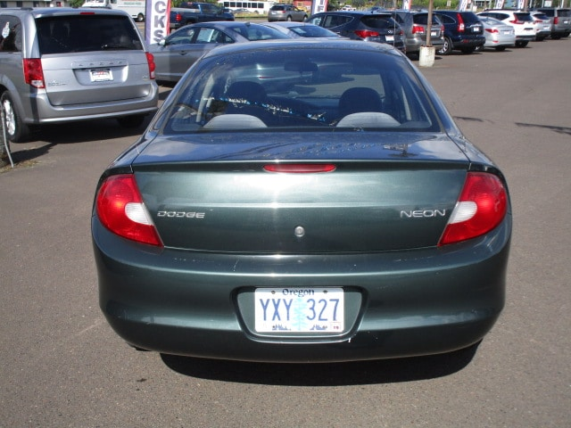 Pre-Owned 2001 Dodge Neon Highline
