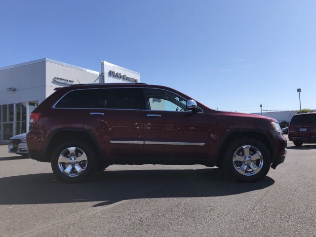 Pre-Owned 2013 Jeep Grand Cherokee Limited