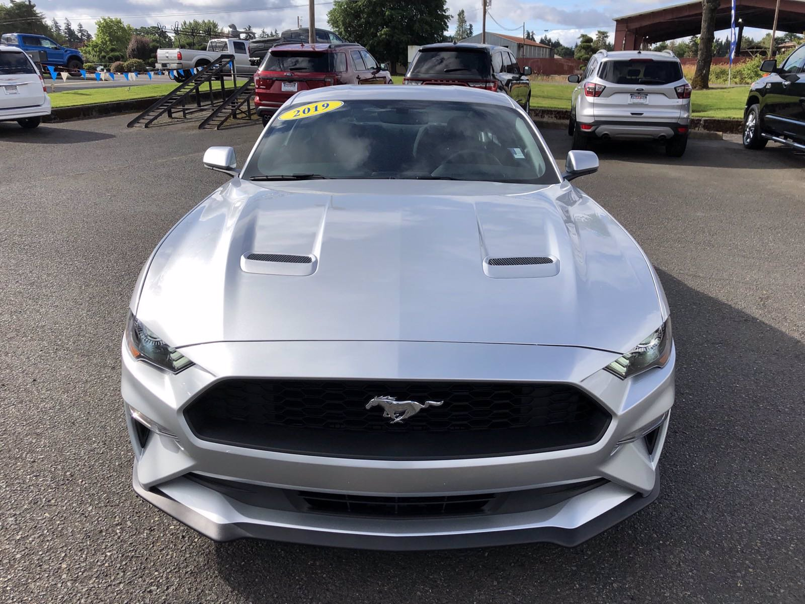Pre-Owned 2019 Ford Mustang