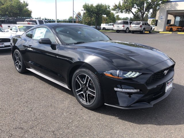 New 2019 Ford Mustang ECOBOOST COUPE