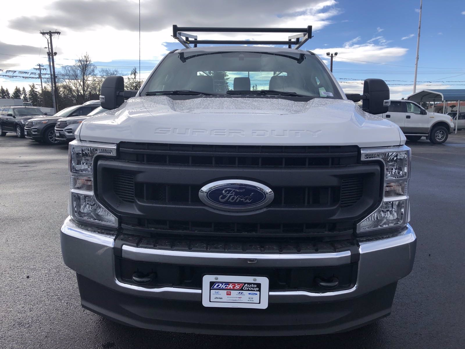 New 2020 Ford Super Duty F-250 SRW XL 4WD SC 164