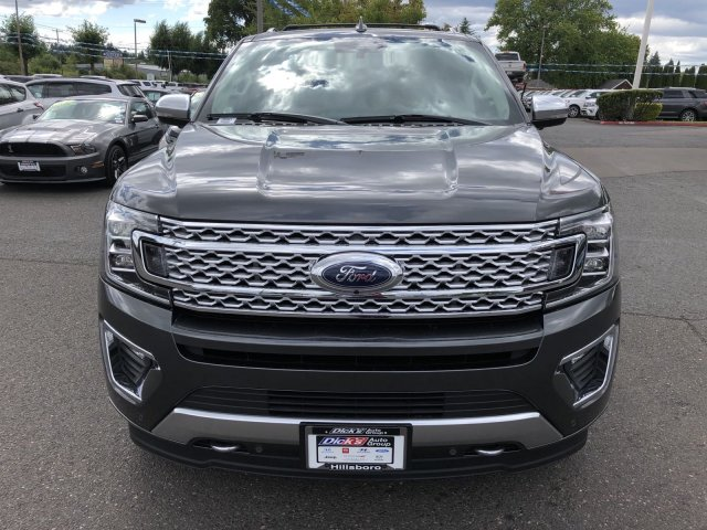 New 2019 Ford Expedition Max PLATINUM 4X4