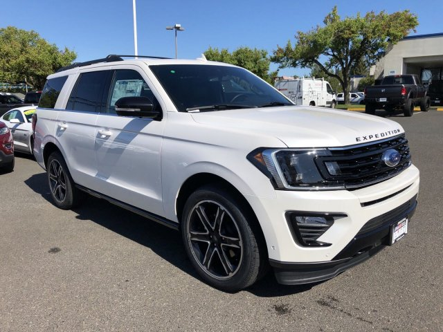 New 2019 Ford Expedition LIMITED 4X4