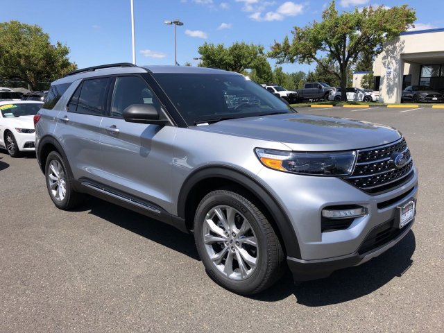New 2020 Ford Explorer XLT 4WD