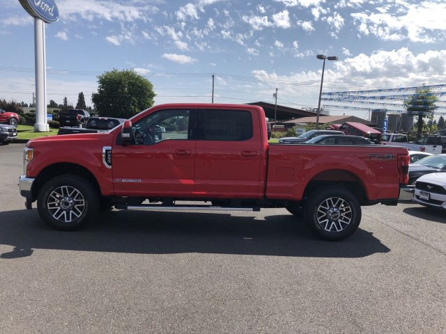 New 2019 Ford Super Duty F-250 SRW LARIAT 4WD CREW 160
