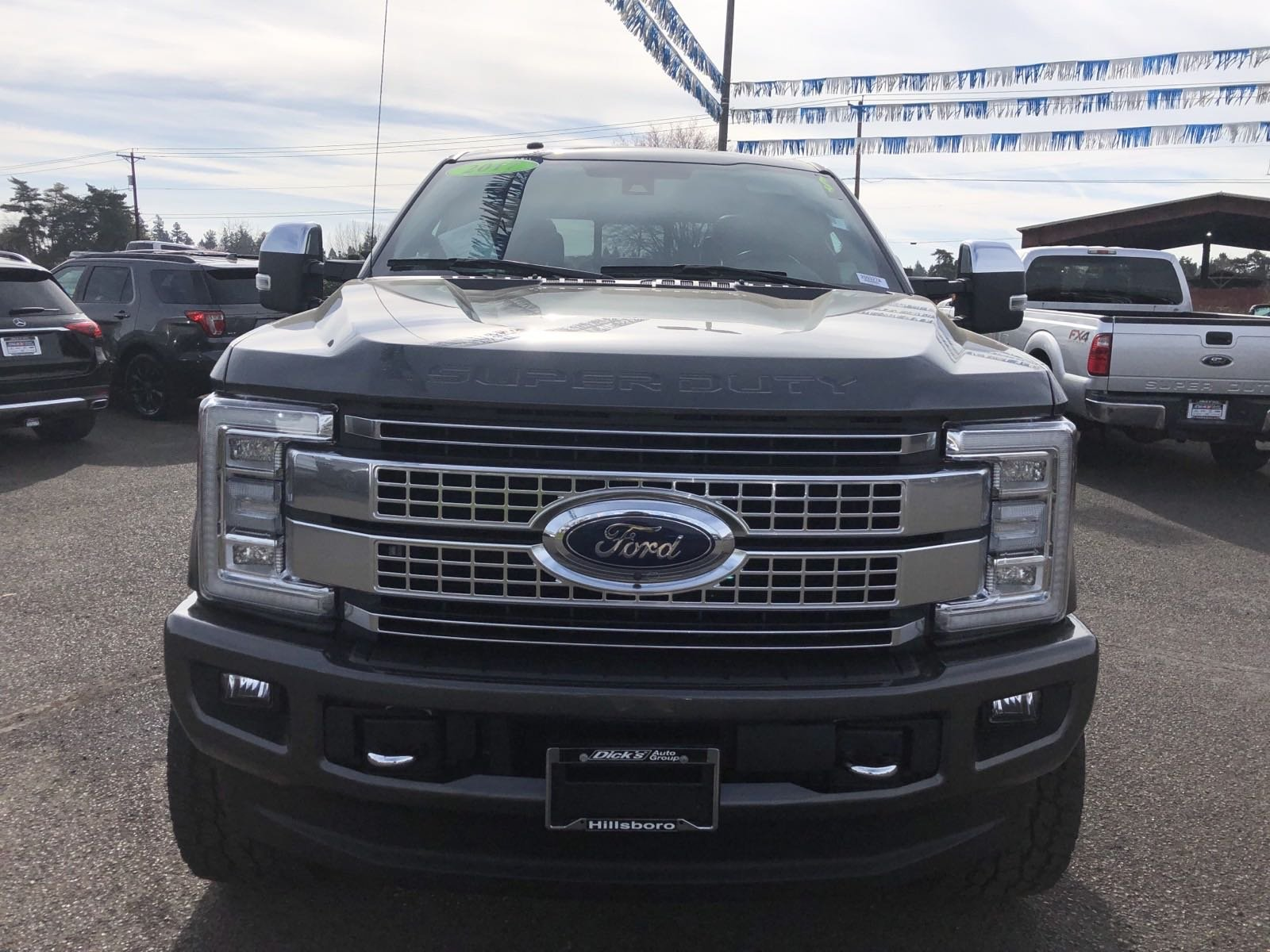Pre-Owned 2017 Ford Super Duty F-350 SRW 7B