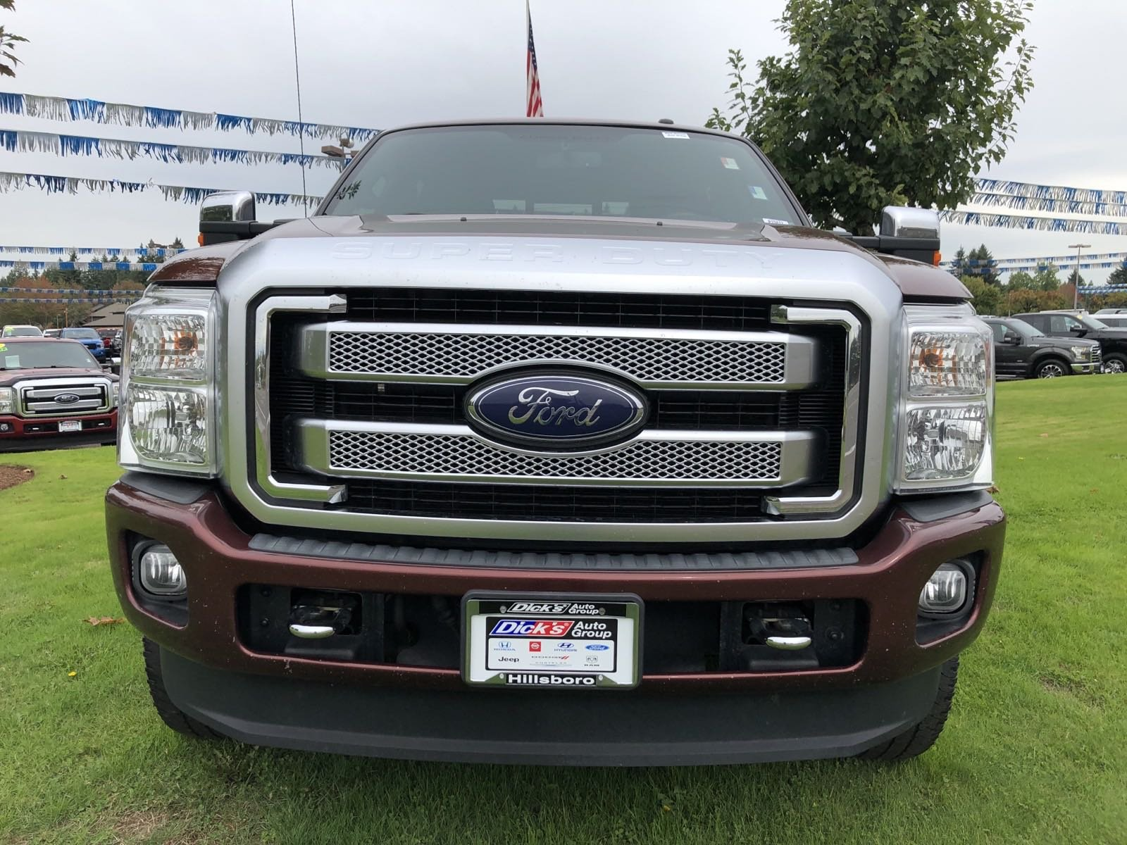 Pre-Owned 2015 Ford Super Duty F-350 SRW