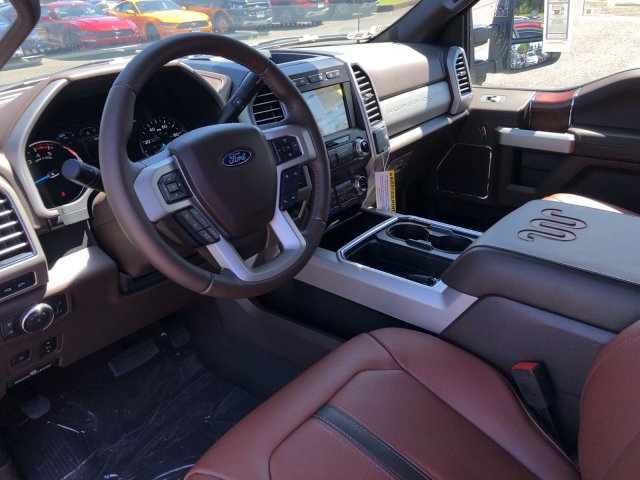 New 2019 Ford Super Duty F-350 SRW KING RANCH 4WD CREW 160