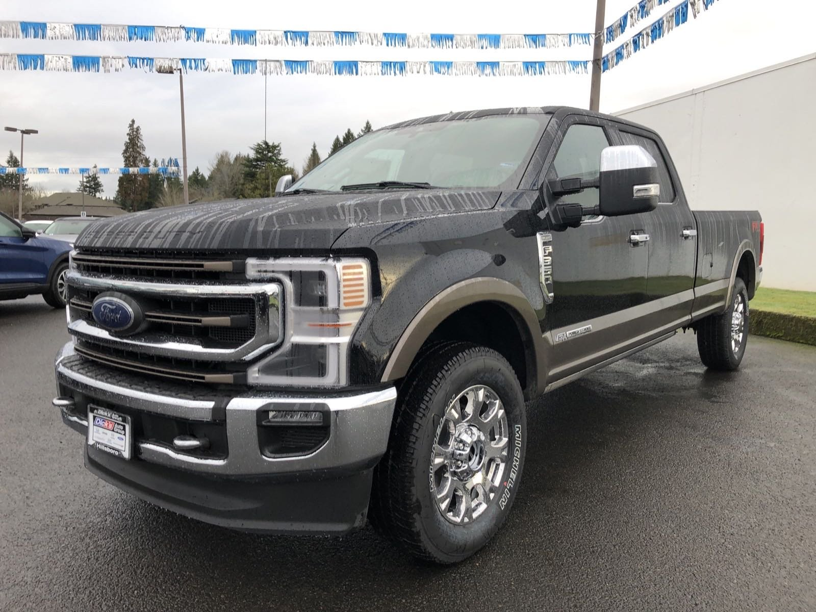 New 2020 Ford Super Duty F-350 SRW KING RANCH 4WD CC176