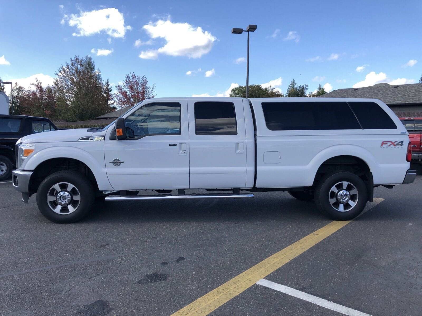 Pre-Owned 2014 Ford Super Duty F-350 SRW