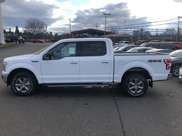 New 2019 Ford F-150 XLT 4WD CREW145