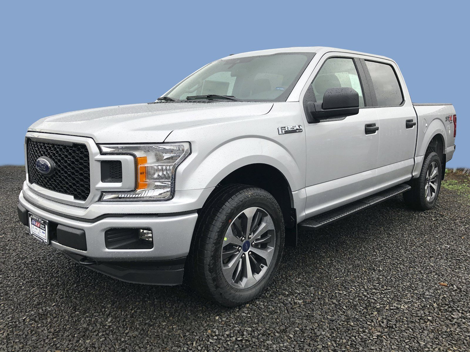 New 2019 Ford F-150 XL 4WD SUPER 145