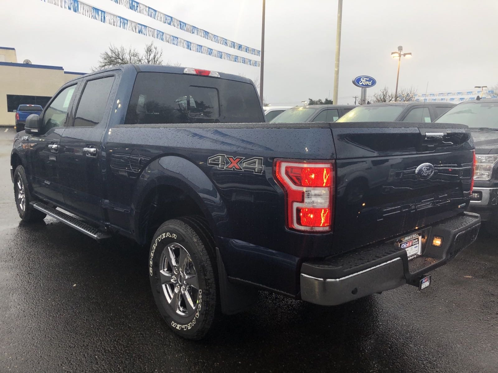 New 2020 Ford F-150 XLT 4WD SPRC 157