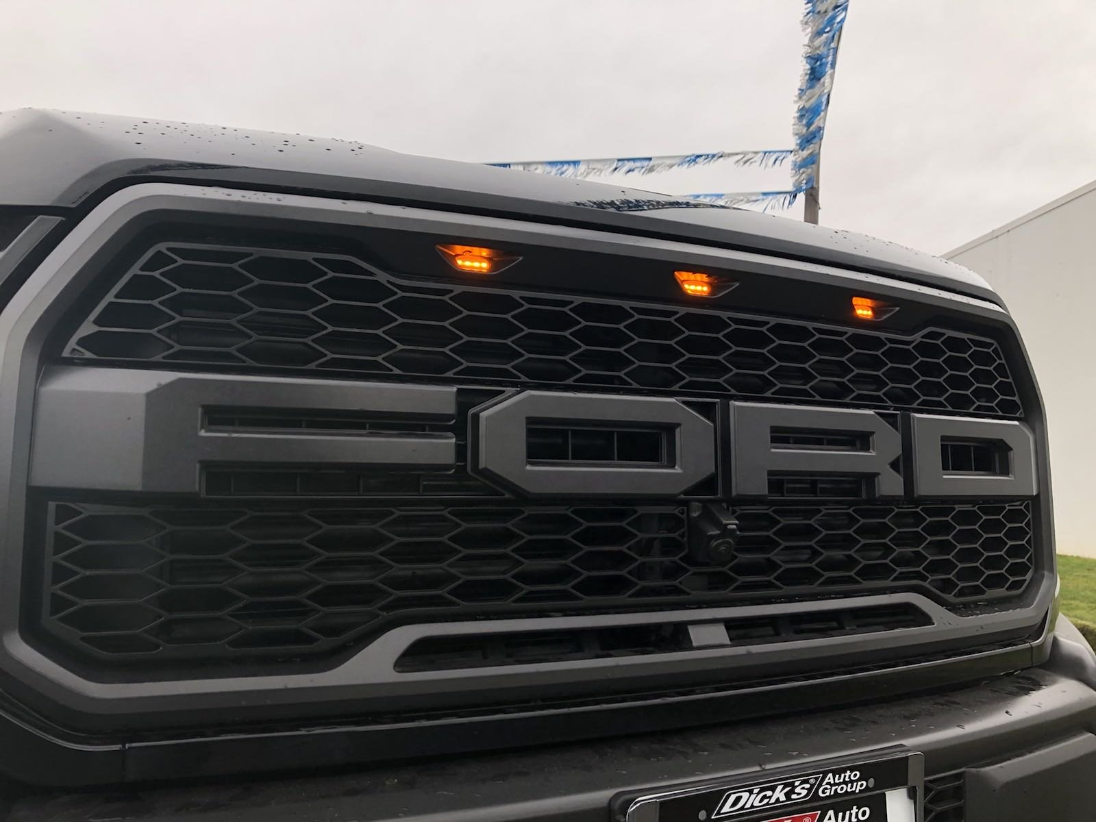 New 2020 Ford F-150 RAPTOR 4WD SUPERCREW 5.5'