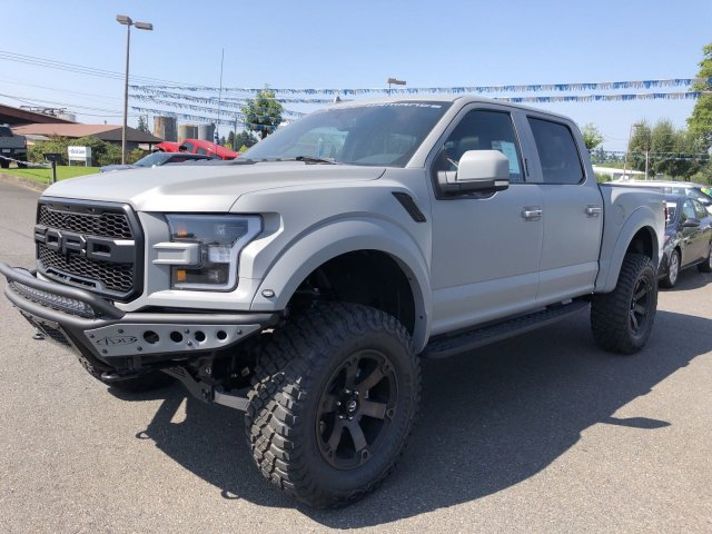 New 2019 Ford F-150 RAPTOR 4WD SUPERCREW 5.5'