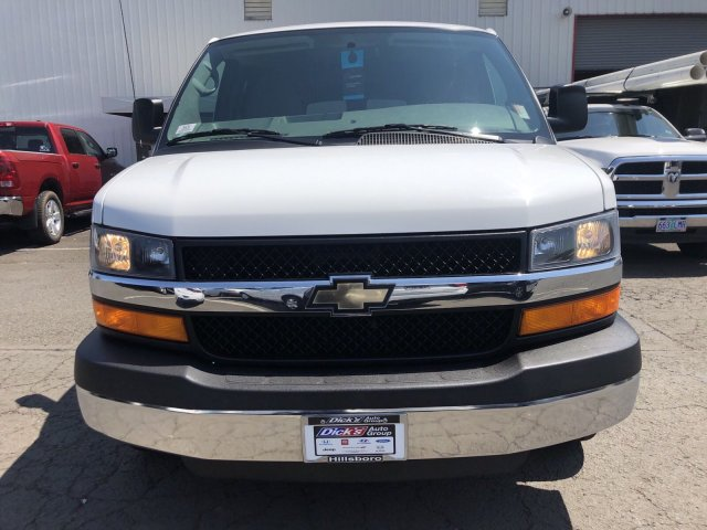 Pre-Owned 2013 Chevrolet Express Passenger LT