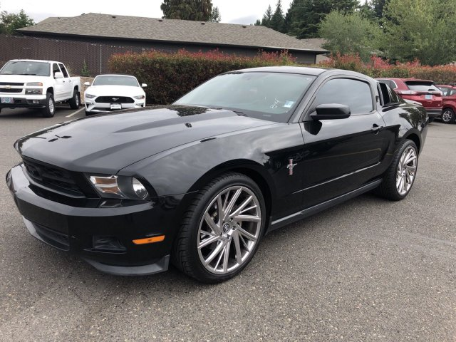 Pre-Owned 2012 Ford Mustang