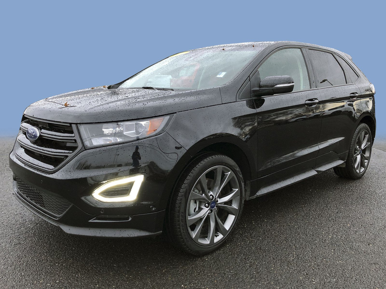 Pre-Owned 2016 Ford Edge Sport