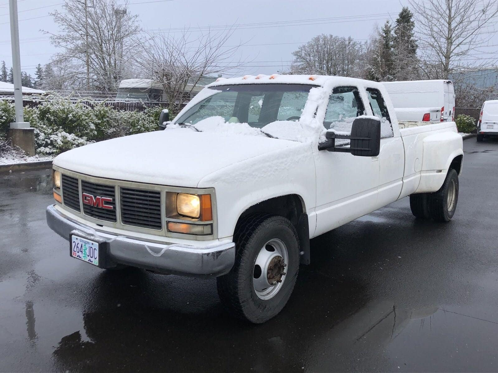 Pre-Owned 1990 GMC 3500 Pickups