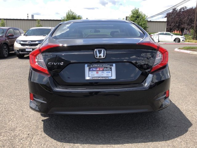 Pre-Owned 2016 Honda Civic Sedan EX