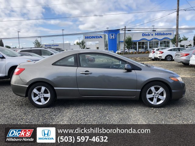 Pre-Owned 2008 Honda Civic Cpe EX
