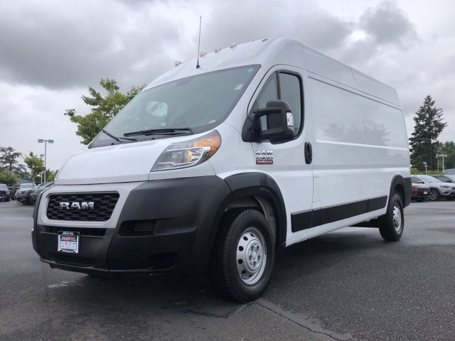 Pre-Owned 2019 Ram ProMaster Cargo Van High Roof