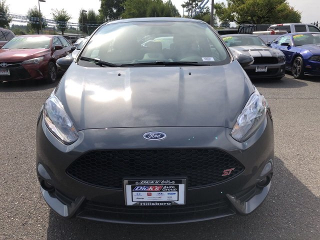 New 2019 Ford Fiesta ST HATCH