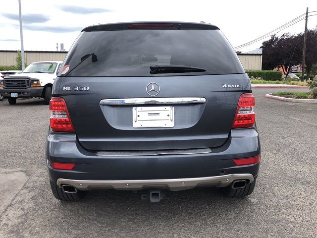 Pre-Owned 2011 Mercedes-Benz M-Class ML 350