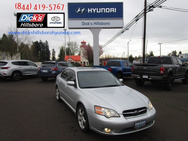 Pre-Owned 2006 Subaru Legacy 2.5i Limited