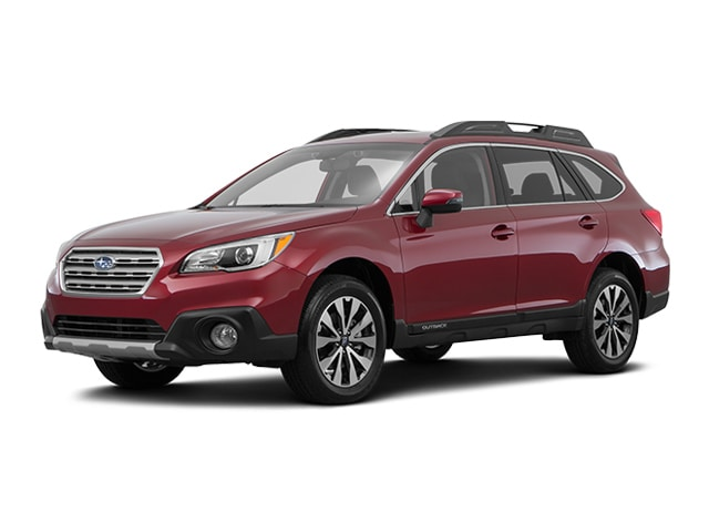 Pre-Owned 2017 Subaru Outback 2.5i Limited with