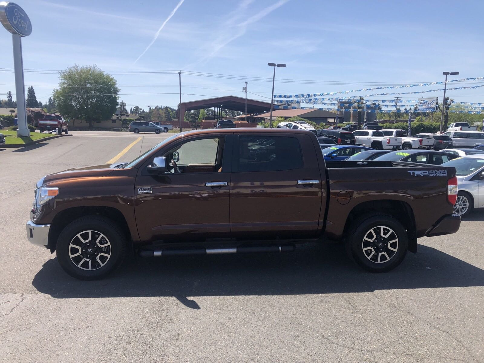 Pre-Owned 2017 Toyota Tundra 4WD 1794 Edition