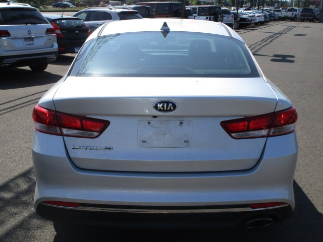 Pre-Owned 2018 Kia Optima FE