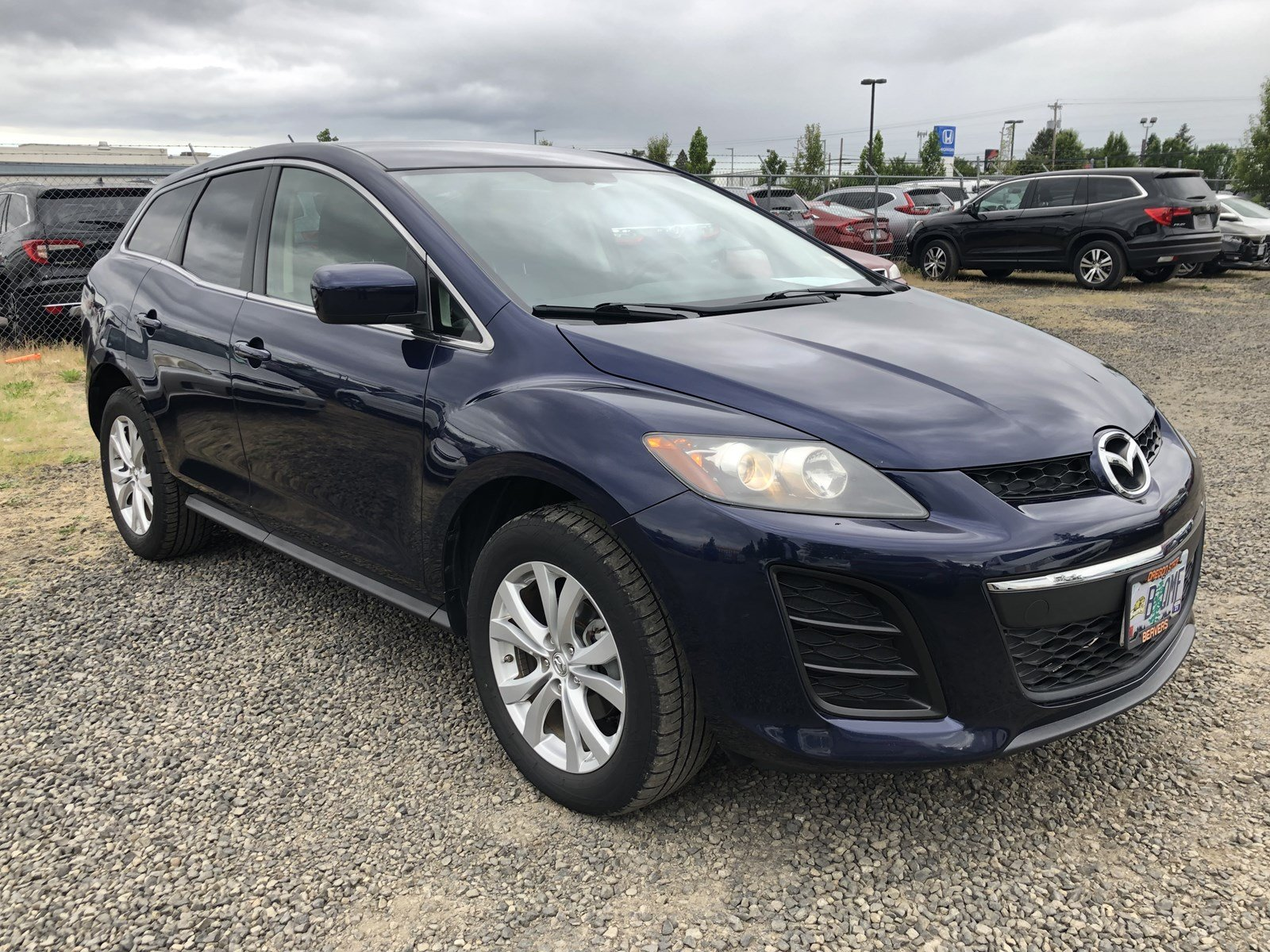 Pre-Owned 2011 Mazda CX-7 s Touring