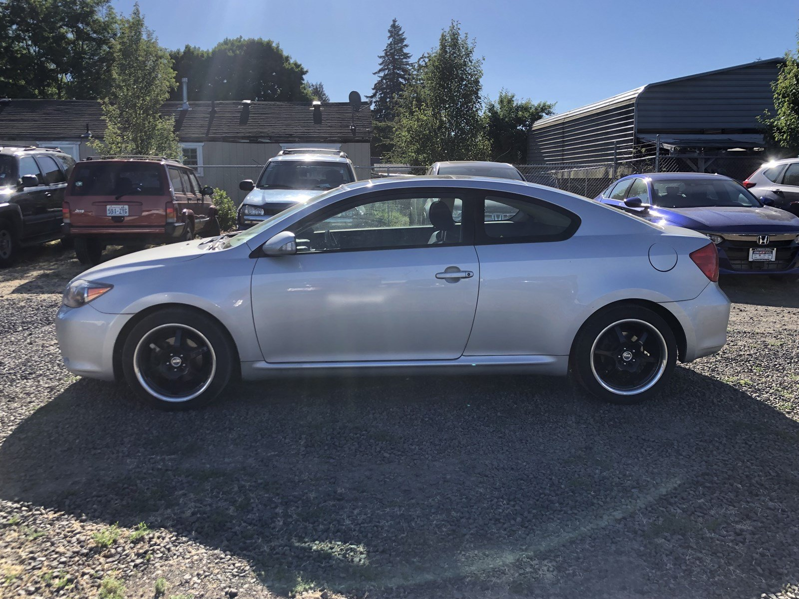 Pre-Owned 2005 Scion tC