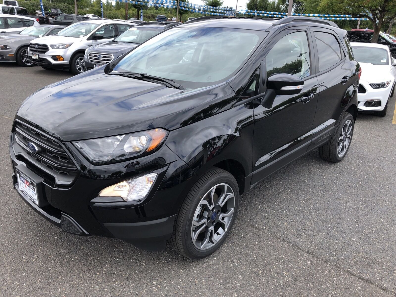 New 2019 Ford EcoSport SES 4WD