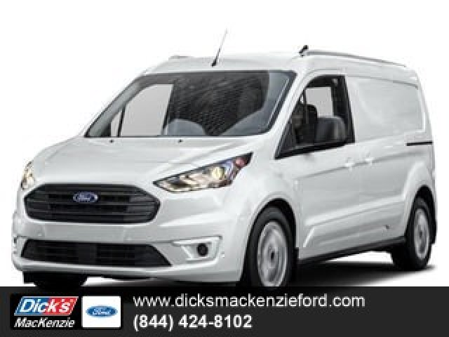 New 2019 Ford Transit Connect Van XLT LWB W/REAR SYMMETRICA