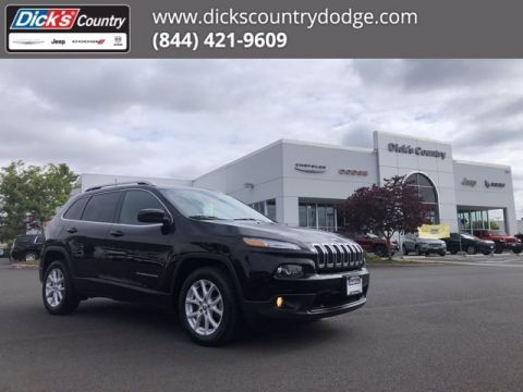 Pre-Owned 2018 Jeep Cherokee Latitude FWD Sport Utility