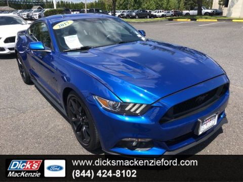 Pre-Owned 2017 Ford Mustang SUPERCHARGED