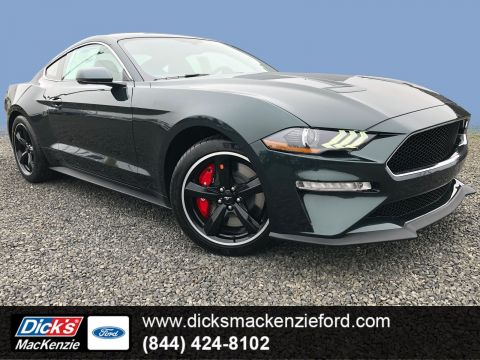New 2020 Ford Mustang BULLITT FASTBACK