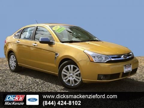 Pre-Owned 2009 Ford Focus SEL