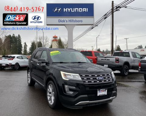 Pre-Owned 2017 Ford Explorer