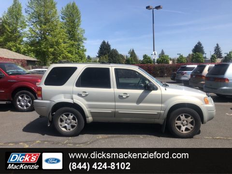 Pre-Owned 2004 Ford Escape Limited