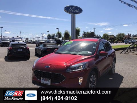Pre-Owned 2020 Ford Escape SEL AWD