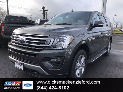 New 2020 Ford Expedition XLT 4X4