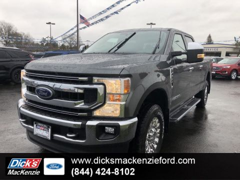 New 2020 Ford Super Duty F-250 SRW XLT 4WD CREW CAB160