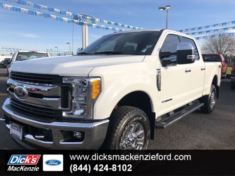 Pre-Owned 2017 Ford Super Duty F-250 SRW 3S