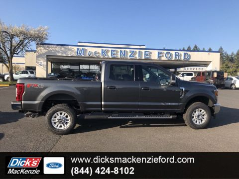 New 2019 Ford Super Duty F-350 SRW XLT 4WD CREW CAB 160