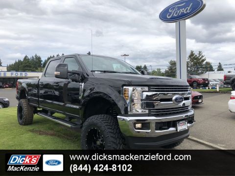 New 2019 Ford Super Duty F-350 SRW LARIAT 4WD CREW 176