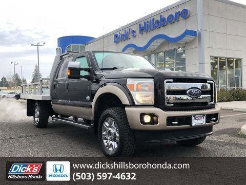 Pre-Owned 2013 Ford Super Duty F-350 SRW King Ranch